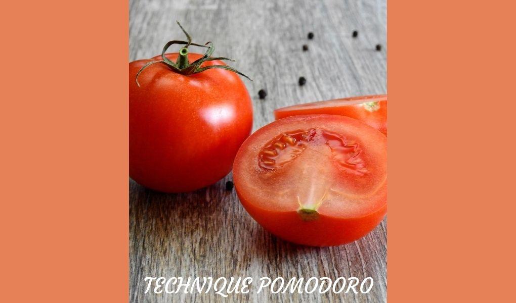 En mode tomate!
