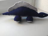 amigurumi dinosaure crochet