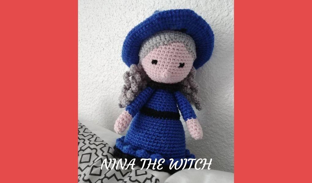 # Amigurumi : Nina la sorcière