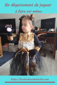 # DIY : un déguisement de jaguar