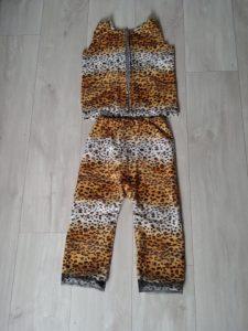 pantalon et gilet jaguar