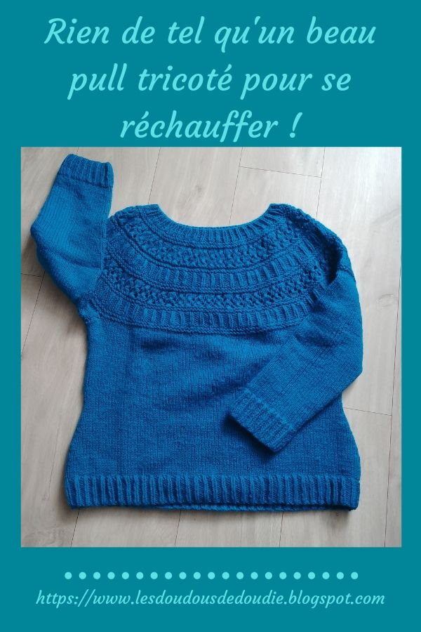 épingle pinterest tricot pulls faciles