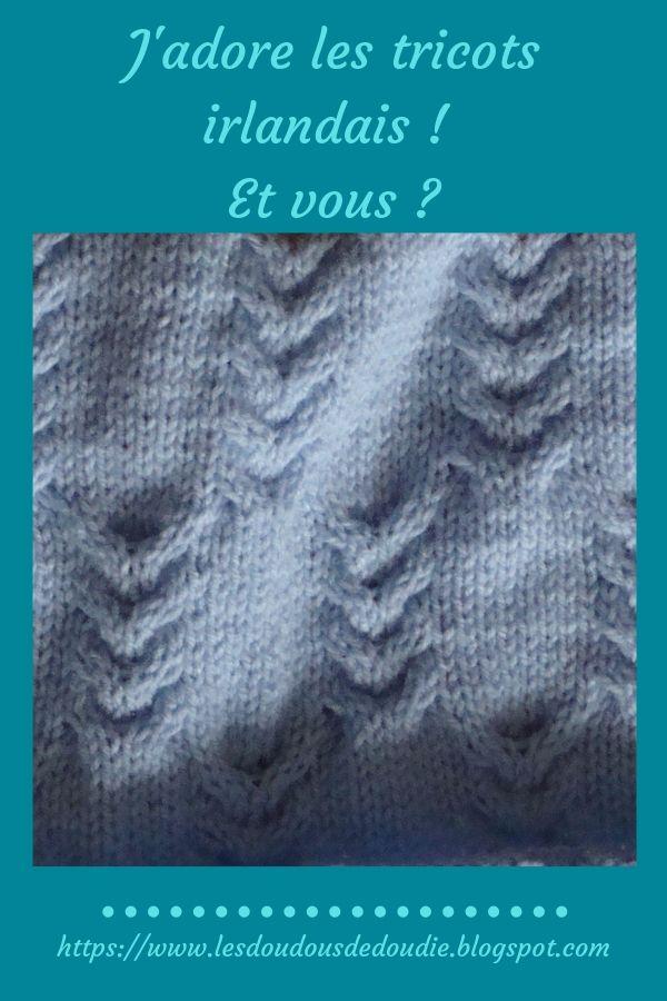 # tricot : des points magnifiques !