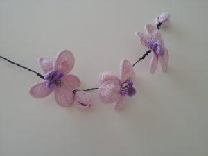 crochet orchidée finale