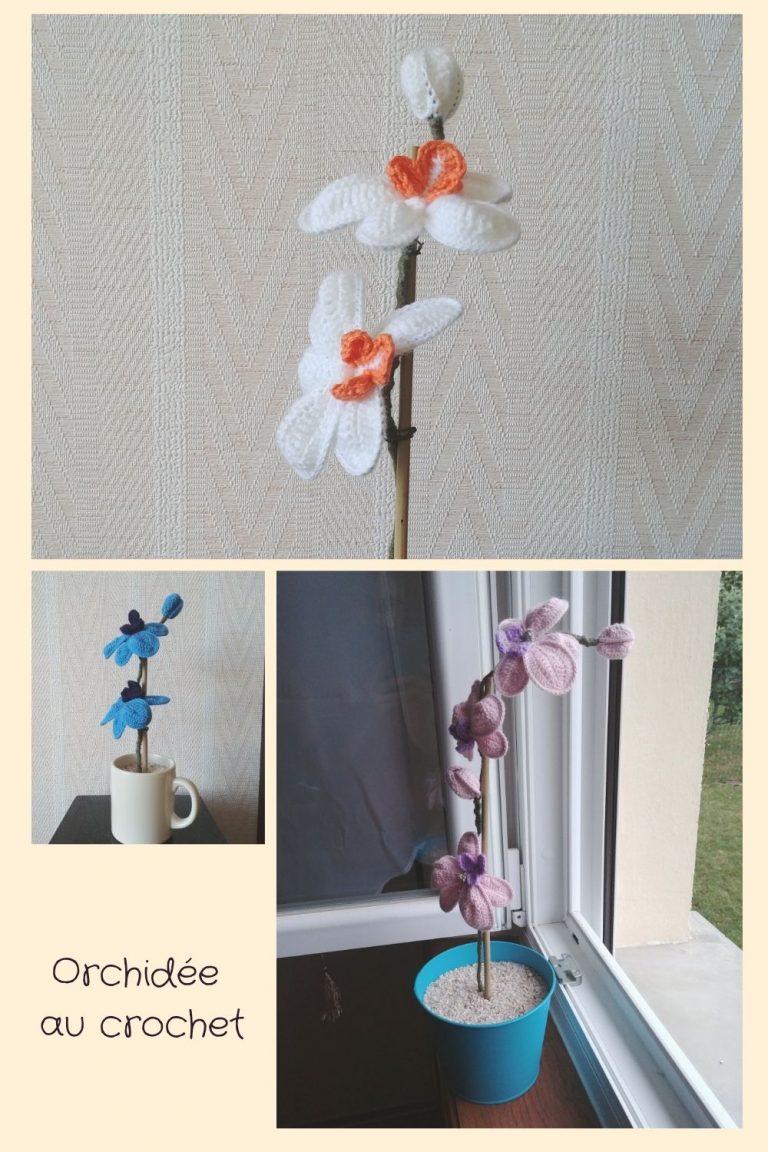 Facile et rapide à réaliser, ces belles orchidées sont des cadeaux parfaits pour la maîtresse (ou pas).