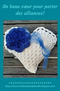 # crochet : kit mariage
