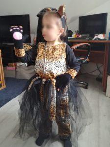déguisement jaguar