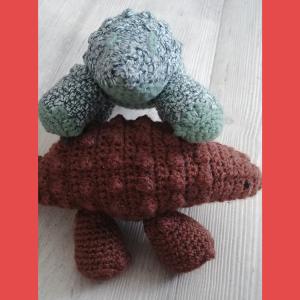 Tutoriel ~ Hank l'ankylosaure
