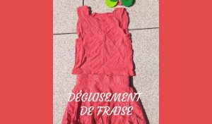 #DIY : un déguisement de fraise