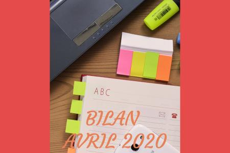 image une bilan avril 2020