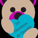 logo les Doudies ours
