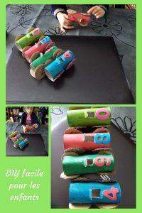Voici un DIY pour occuper vos enfants : des voitures de courses faciles à réaliser avec vos rouleaux de papier toilette vides. 3, 2, 1, Partez !