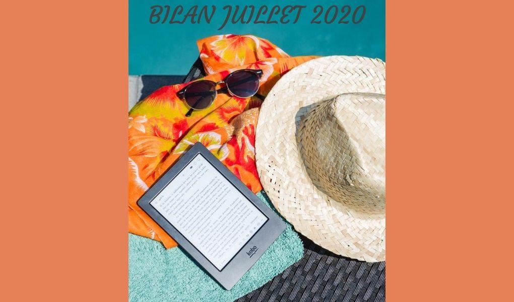 Bilan juillet 2020
