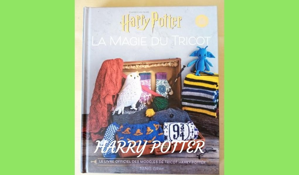 Read more about the article # Tricot : Harry Potter