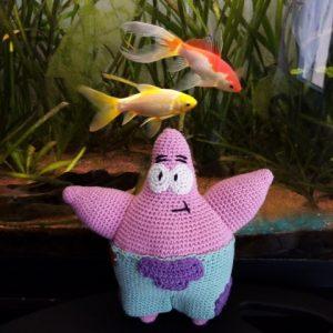 Tutoriel ~ Patrick l'étoile de mer
