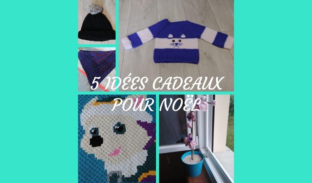 # Crochet : 5 idées pour Noël