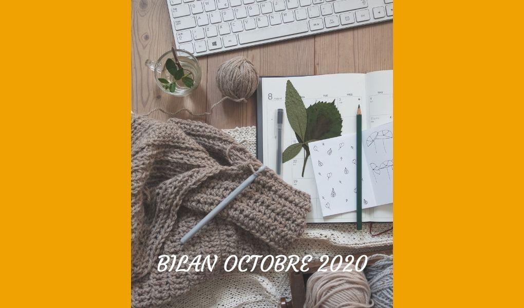 Bilan Octobre 2020