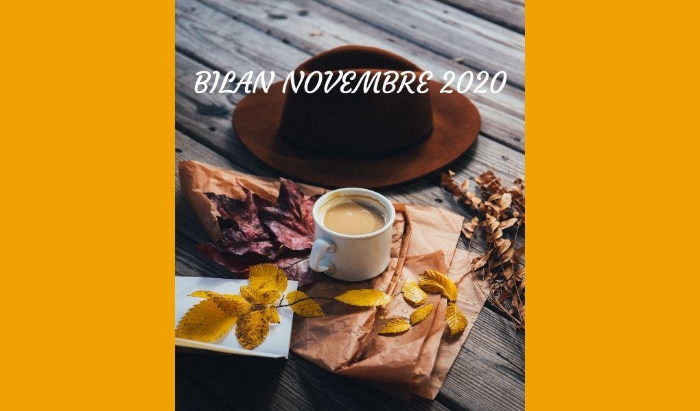 Bilan Novembre 2020