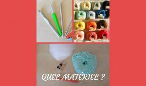 # Amigurumis : quel matériel choisir ?