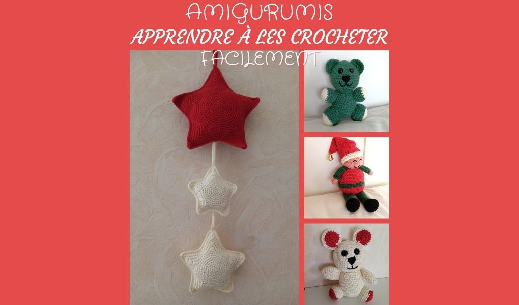You are currently viewing # Amigurumis : apprendre à les crocheter facilement