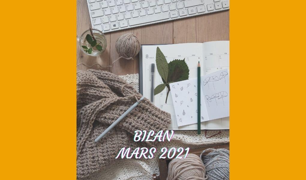 Bilan Mars 2021