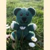 ourson au crochet
