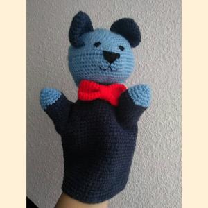 Peluche ~ Marionnette Chat