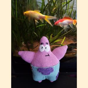 Peluche ~ Patrick l'Etoile de Mer