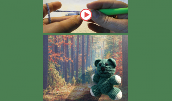 Tutoriel vidéo de Boris l'ourson